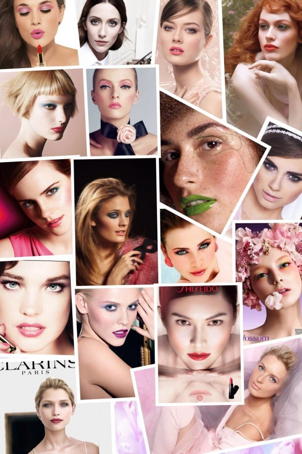 Spring 2013 makeup collection