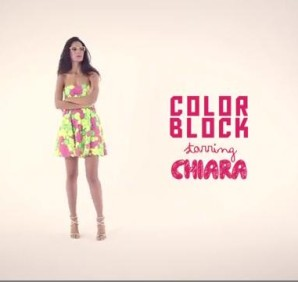 Chiara Totire Color Block