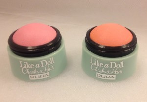 Sporty Chic Like a Doll Cheeks & hair - Pupa